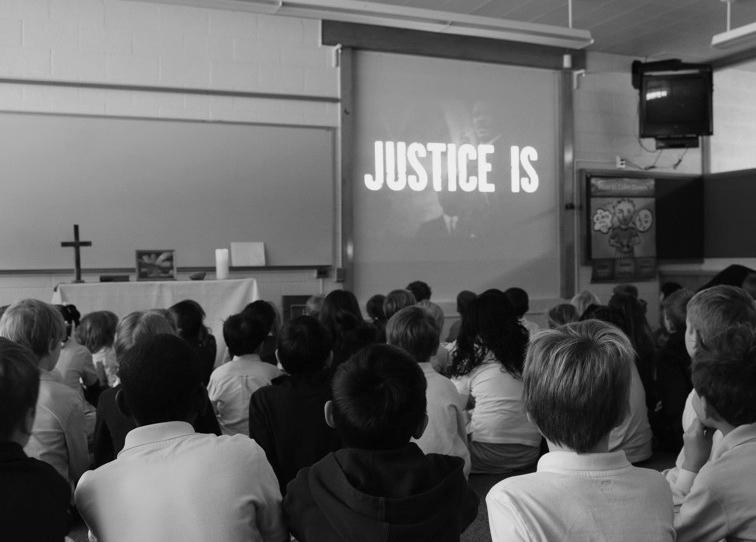 Justice Is School