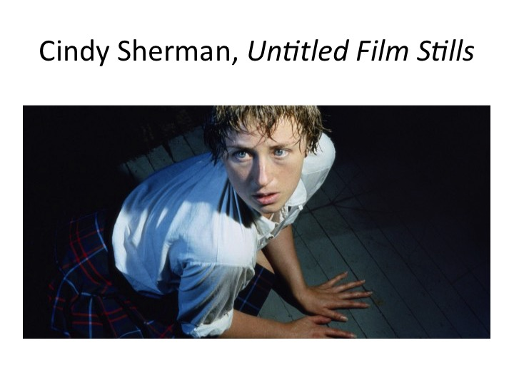 Cindy Sherman, Untitled Film Stills