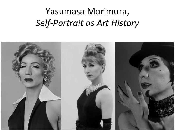 Yasumasa Mormura, Self-Portrait as Art History